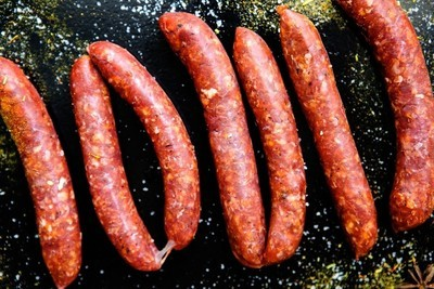 Lamb merguez sausages (500g) سجق مارجيز ضاني