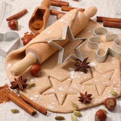 Cinnamon cookie dough عجينه الكوكيز بالقرفة