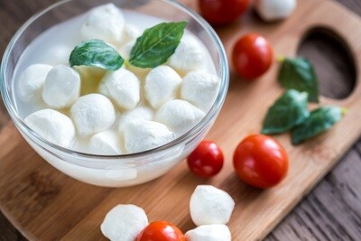 Baby mozzarella (200 g) بيبي موزريلا