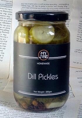 Dill Pickles خيار مخلل بالشبت