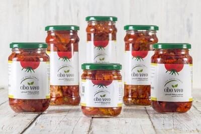 Sun dried tomatoes طماطم مجفف شمسي