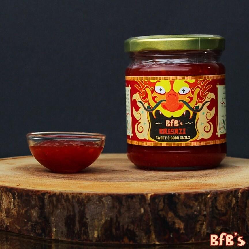 Rassazi sweet & sour chili sauce رسازي سويت اند ساور تشيلي صوص
