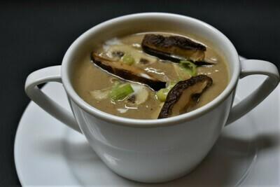 Mushroom Soup (350ml) شوربة المشروم