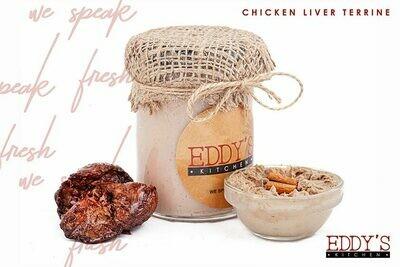 Chicken Liver Terrine (150g) باتي كبد الفراخ