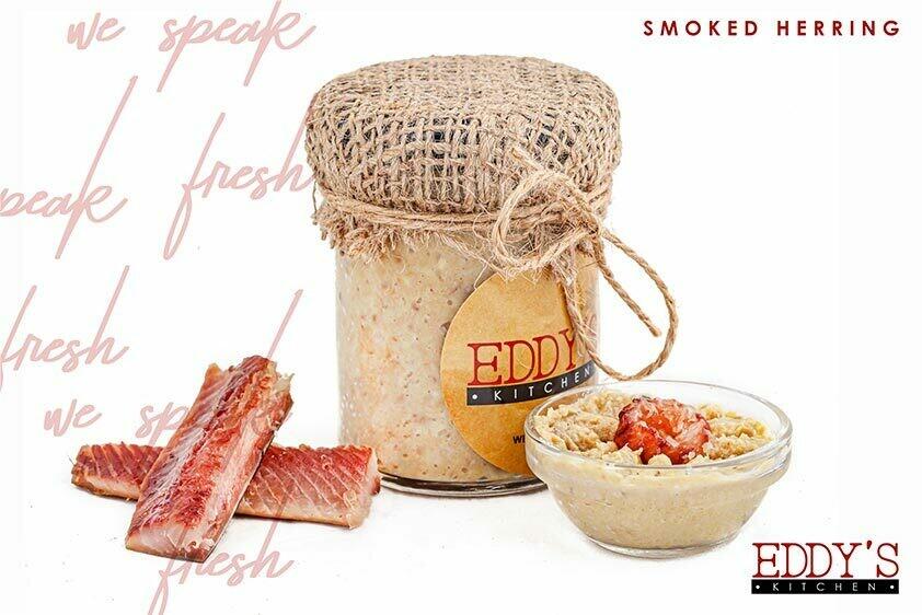 Smoked Herring (150g) رنجة مدخنة