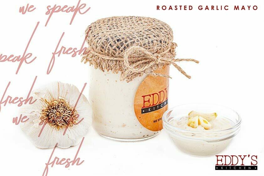 Roasted Garlic Mayo (150g) مايونيز بالثوم المحمص