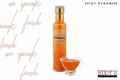 Spicy Dynamite Sauce (250ml) صوص سبايسي ديناميت