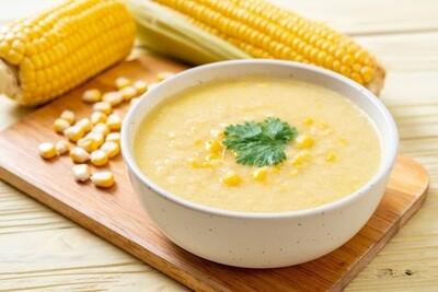 Sweet Corn Soup (350ml) شوربة الذرة الحلوة