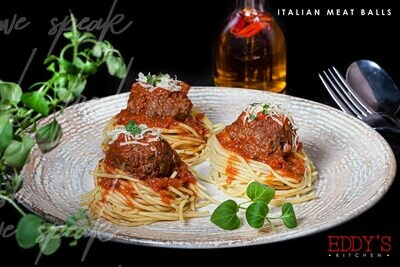 Italian Meat Balls (1kg) كرات اللحم الايطالية