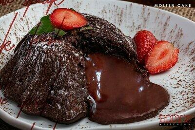 Chocolate Molten Cake مولتن كيك شوكولا