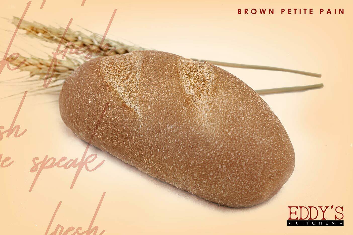 Brown Petite Pain (6) بيتي بان بني