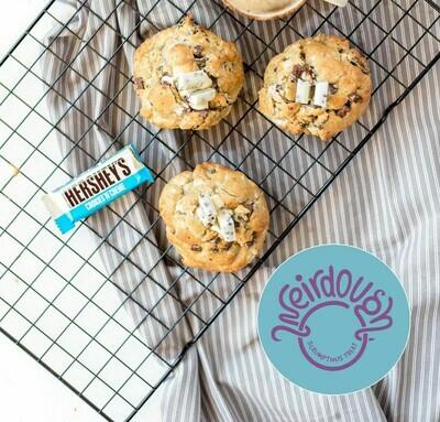Cookies 'n Creme Cookie (1) كوكي بالكوكيز اند كريم