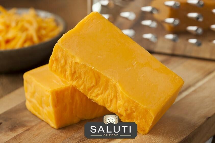 Mild Red Cheddar Cheese (200g) جبن ميلد شيدر احمر