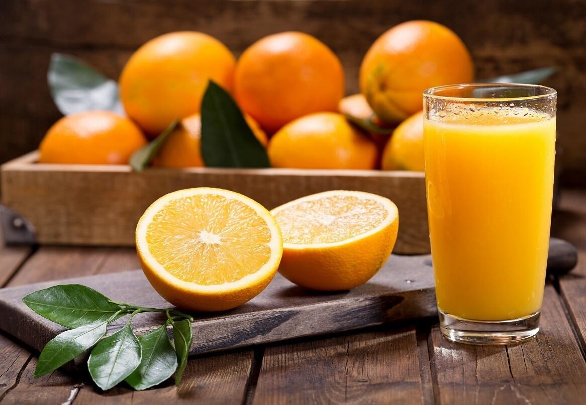 Cold-Pressed Orange Juice (1L) عصير برتقال مضغوط عالبارد