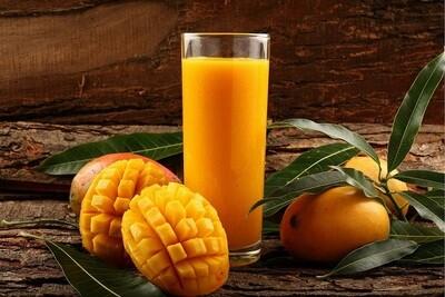 Cold-Pressed Mango Juice (1L) عصير مانجو مضغوط عالبارد
