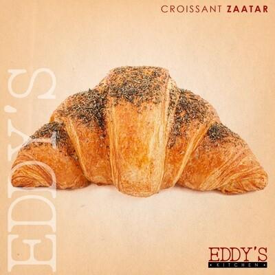 Zaatar Croissant (2) كرواسون بالزعتر