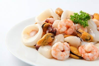 Mixed Seafood (500g) سي فوود مشكل
