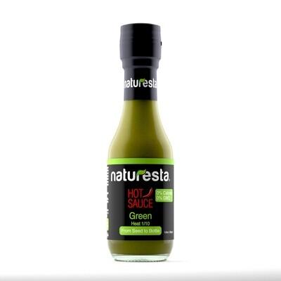 Green Hot Sauce صوص الفلفل الاخضر الحار