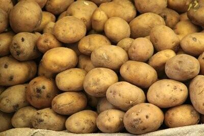 Organic Potatoes (1kg) بطاطس اورجانيك