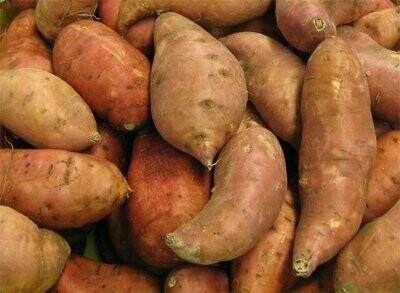 Organic Sweet Potatoes (1kg) بطاطا اورجانيك