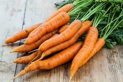 Organic Carrots (500g) جزر اورجانيك