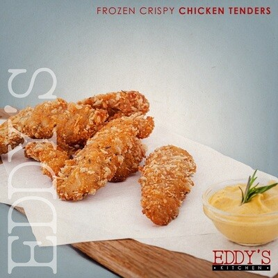 Crispy Chicken Tenders (600g) تشيكن كرسبي ستربس