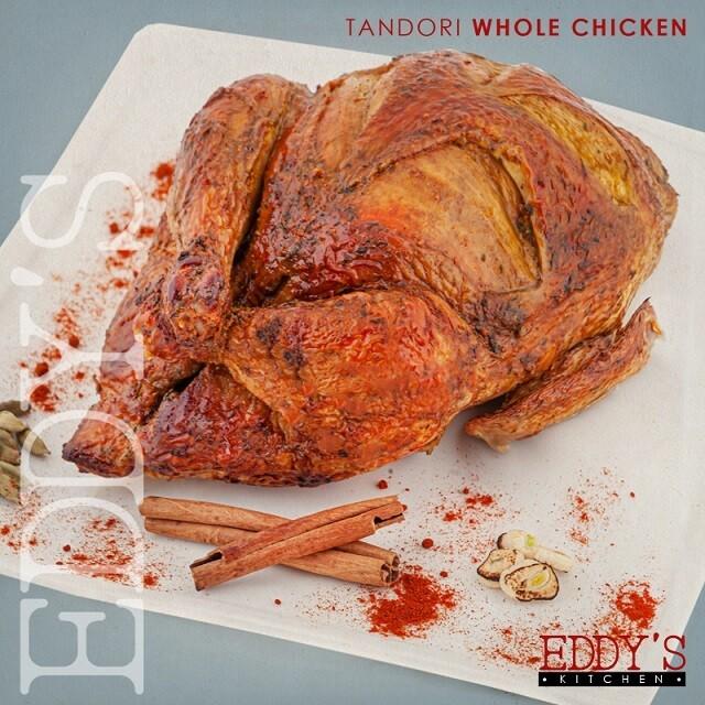 Tandoori Whole Chicken دجاج كامل تندوري