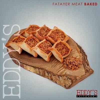 Baked Meat Fatayer (700g) فطائر اللحم الجاهزة