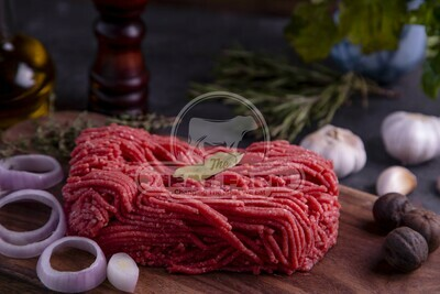 Lean Minced Meat (500g) لحم بلدي مفروم أحمر