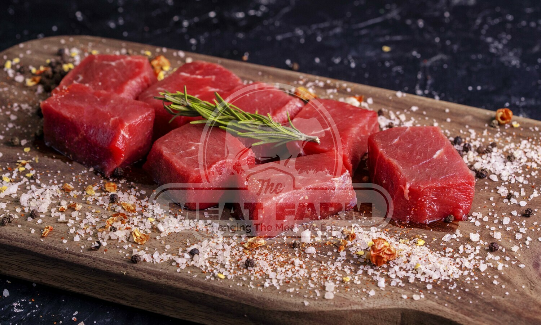 Beef Cubes Low Fat (500g) لحم خضار بلدي قليل الدسم
