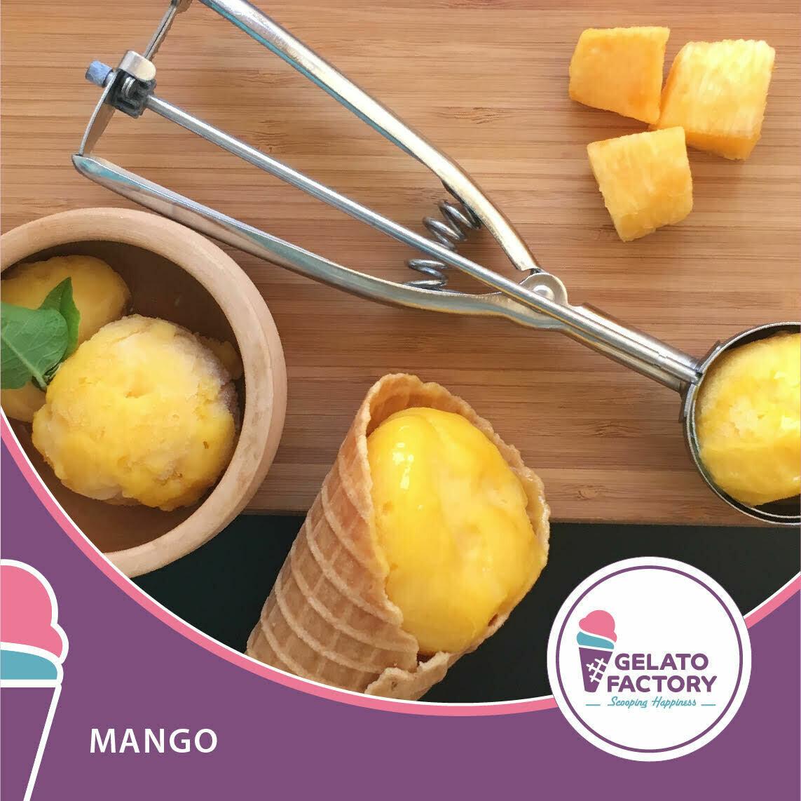 Mango Gelato (700g) جيلاتو مانجو