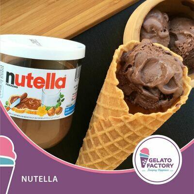 Nutella Gelato (700g) جيلاتو نوتيلا