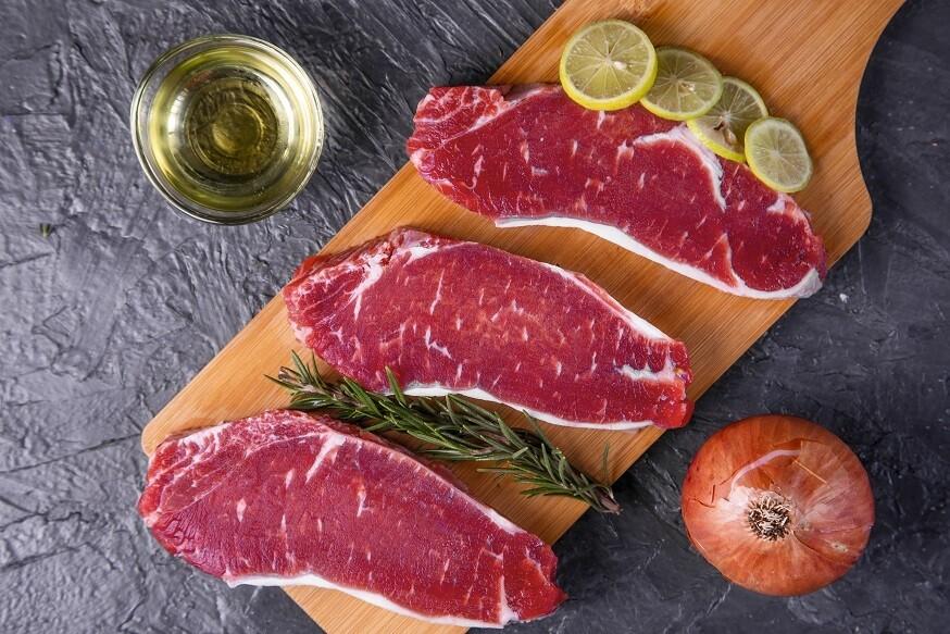 Sirloin (500g) أنتركوت لحم بلدي