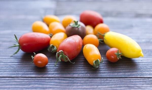 Mixed Heirloom Tomatoes (335g) طماطم مشكل