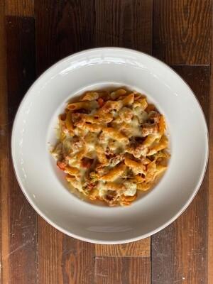 Pasta with Merguez Sausage (600g) مكرونة بسجق مارجيز