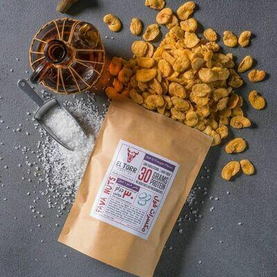 Fava Nuts Salt & Vinegar Flavor (125g) مكسرات فول بنكهة الملح والخل