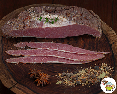 Seasoned Corned Beef (125g) كورند بيف متبل