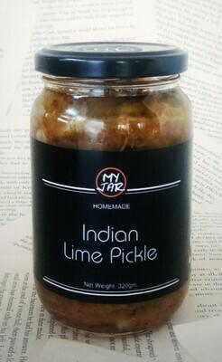 Indian Lime Pickle مخلل الليمون الهندي