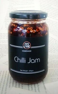 Chili Jam مربى الفلفل الأحمر الحار