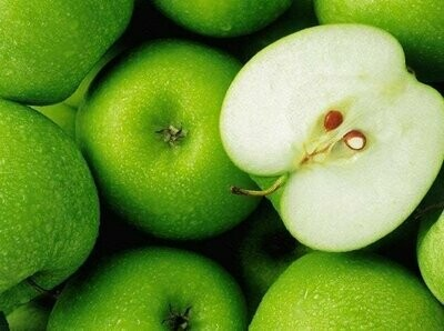 Green apples - imported (1 kg) تفاح اخضر - مستورد
