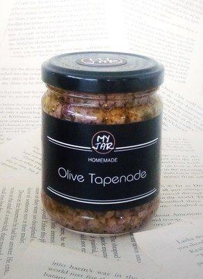 Olive Tapenade زيتون بالخلطة الفرنسية