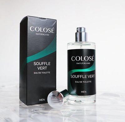 EDT Souffle Vert -tuoksu