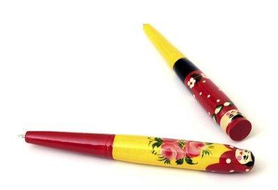 Ручка сувенирная «Матрёшка»