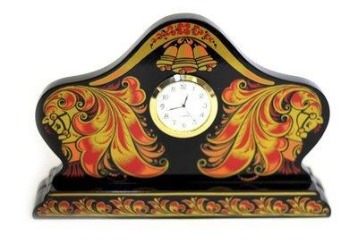 Часы «Бубенцы» авторская роспись