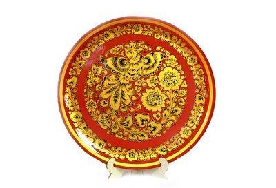Тарелка-панно с авторской росписью 500x20