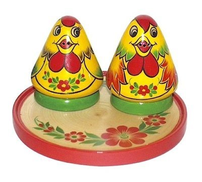 Набор для стола «Цып-цып» (3 предмета)