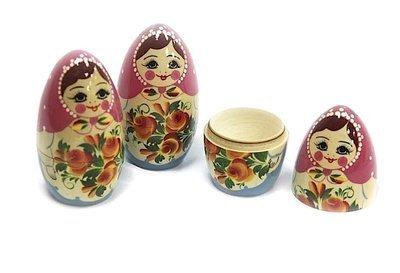 Яйцо-сюрприз «Матрёшка»