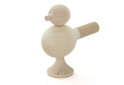 Заготовка деревянная «Свисток птичка»