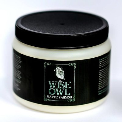 32 Oz Wise Owl Matte Varnish