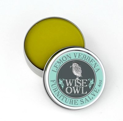 Lemon Verbena Lemon Salve 8oz